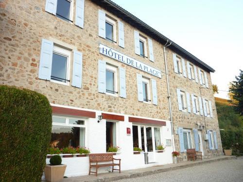 Hôtel De La Plage : Hotel near Borée