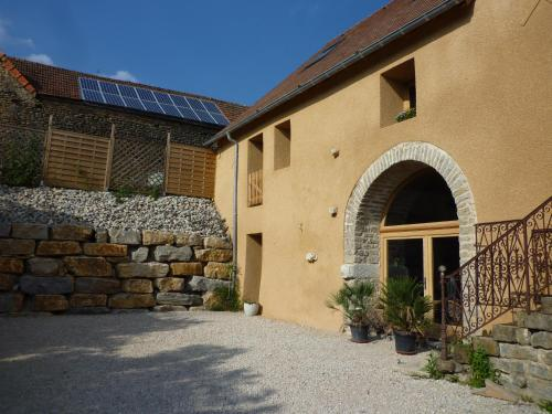 Echappee Belle : Bed and Breakfast near Saint-Aubin