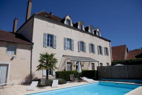 Hôtel Le Clos du Colombier 1817 Vignes & Spa : Hotel near Saint-Romain