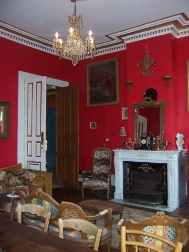 Chateau des Barres : Guest accommodation near Cuon