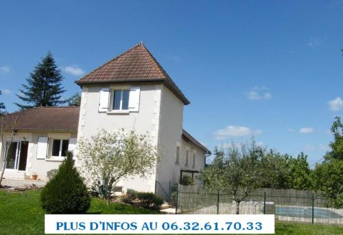 Maison de Malinbouzat : Guest accommodation near Brignac-la-Plaine