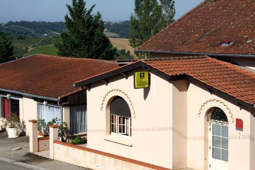 Logis des Crêtes de Pignols : Hotel near Albefeuille-Lagarde