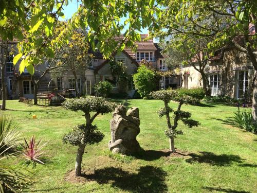 Maison saint-martin d Amfreville : Guest accommodation near Canteloup