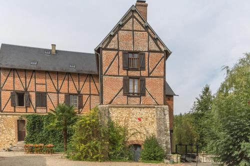 LE MOULIN DE LA COTE Gîtes : Guest accommodation near Pacy-sur-Eure