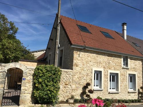 Gîte La Nuit Étoilée chez Champagne Mathelin : Guest accommodation near Chartèves
