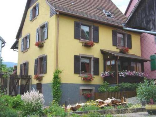 Apartment Rue Geissweg : Apartment near Metzeral