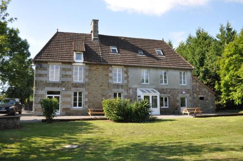 La Basse Seroudiere : Guest accommodation near Montaigu-les-Bois