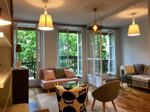 Cosy 3 Chambres au Coeur de Paris : Apartment near Paris 1er Arrondissement