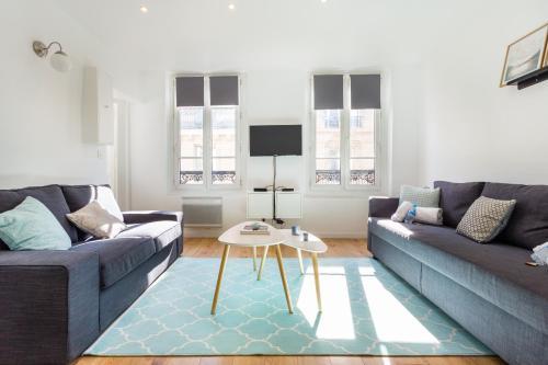 CMG Marais--Gravilier : Apartment near Paris 3e Arrondissement