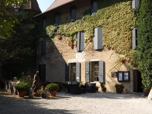 Château de Passières : Hotel near Saint-Maurice-en-Trièves