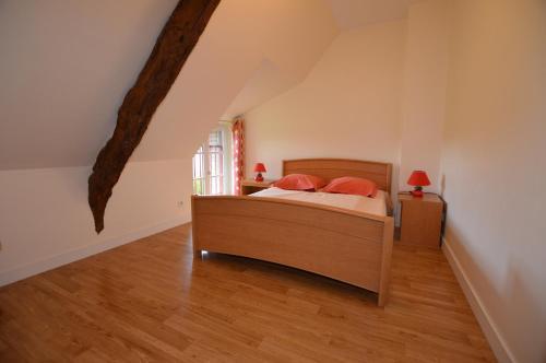 Gites de la lorancais : Guest accommodation near Pleurtuit