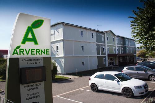 Brit Hotel Essentiel Arverne - Clermont-Ferrand Sud : Hotel near Les Martres-de-Veyre