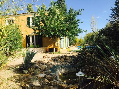 Villa Py : Bed and Breakfast near Alignan-du-Vent