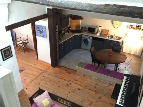 Charme de l'ancien : Apartment near Caussols