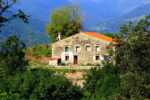 Mas Taillet Maison de Xatart : Guest accommodation near Lamanère