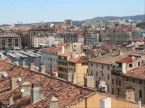 Apparemment vieux port : Apartment near Marseille 7e Arrondissement