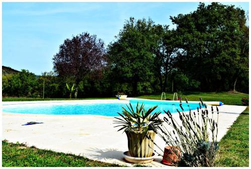 La bergerie de Laura : Guest accommodation near Frayssinet