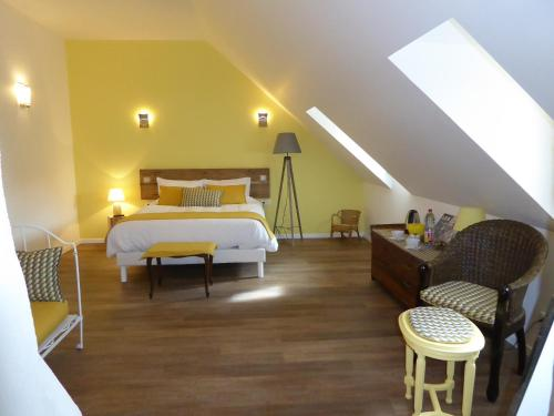 La Loubertine : Guest accommodation near Sermesse