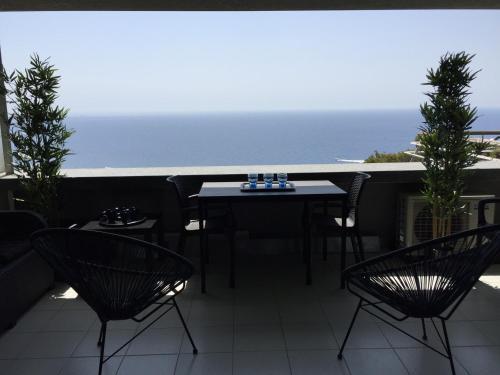 Cap d'Ail - Costa Plana : Apartment near Èze