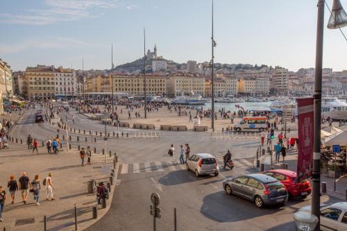 La Permanence : Apartment near Marseille 2e Arrondissement