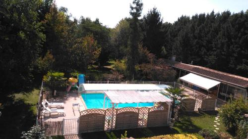 Domaine Des Cypres : Guest accommodation near Monestier