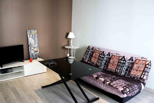 Appartement Le Lyon Sud : Apartment near Soucieu-en-Jarrest
