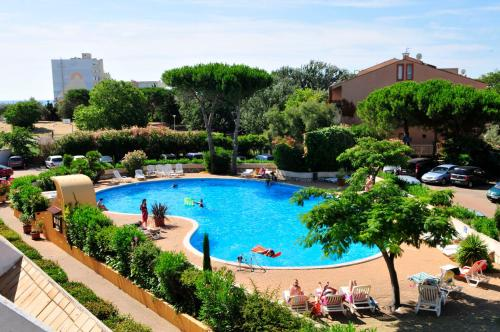 Résidence Goélia Aguylène : Guest accommodation near Palavas-les-Flots