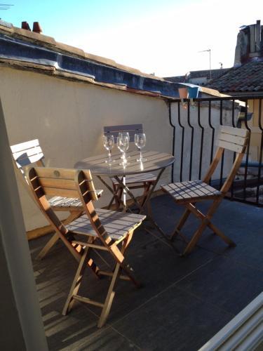 T2 Centre Ville Historique : Apartment near Aix-en-Provence
