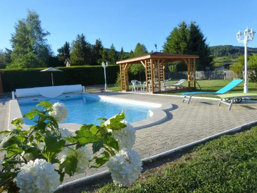 La Campagnarde : Guest accommodation near Saint-Sixte