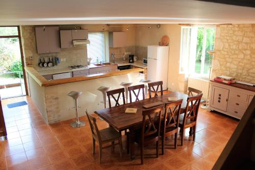 Au triangle D'or : Guest accommodation near Peyrillac-et-Millac