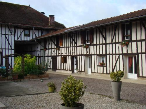 Sente des Vignes : Bed and Breakfast near Longeville-sur-la-Laines