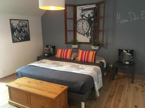 Madinina'S Cube : Guest accommodation near Seigy