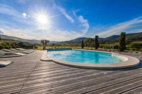 Relais de l'Alsou : Bed and Breakfast near Villardebelle