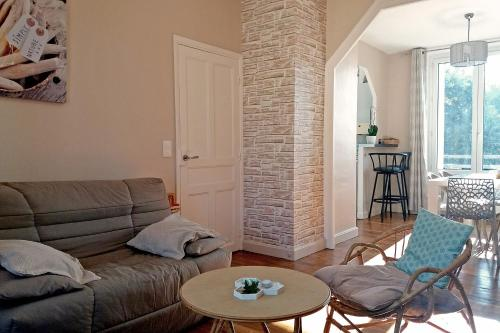 Champollion : Apartment near Ussac