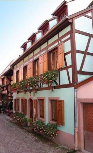 Résidence Vénus : Apartment near Oberhergheim