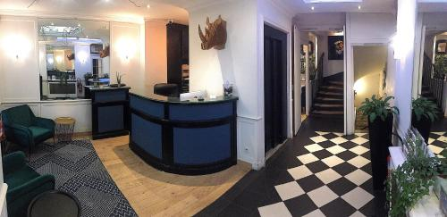 Etoile Trocadero : Hotel near Paris 16e Arrondissement
