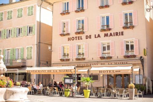 Hotel De La Mairie : Hotel near Saint-Apollinaire