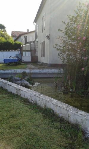 chambres chez l'habitant : Guest accommodation near Saint-Vallier
