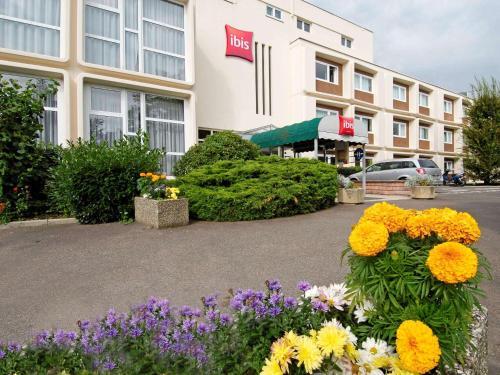 ibis Belfort Danjoutin : Hotel near Banvillars