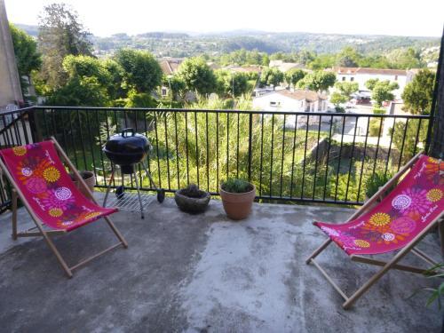 Apartment Avenue Francois Boissel : Apartment near Saint-Genest-de-Beauzon