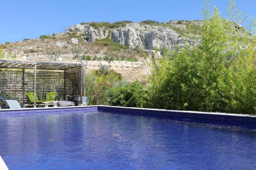 Belle villa en Provence : Guest accommodation near La Barben