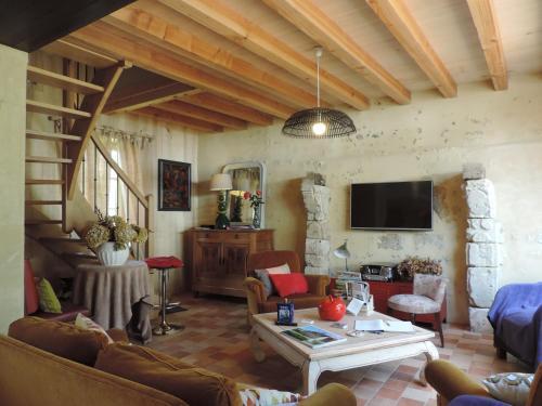 Gite la Martellière : Guest accommodation near La Fresnaye-sur-Chédouet