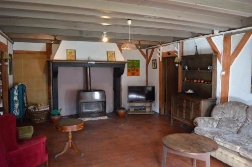 La suite du Bûcheron : Apartment near Escource