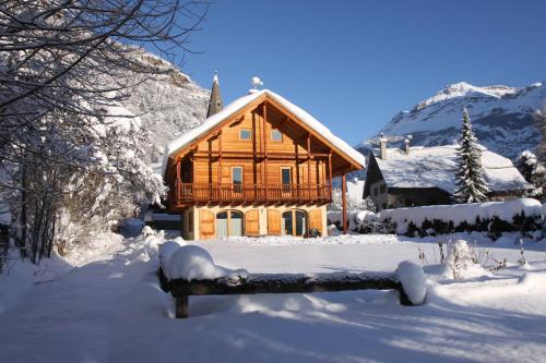 Chalet Chabrand : Guest accommodation near Vallouise