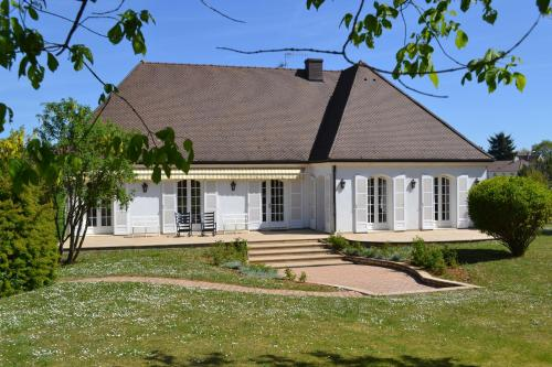 Maison des Vignes : Guest accommodation near Saint-Mard-de-Vaux