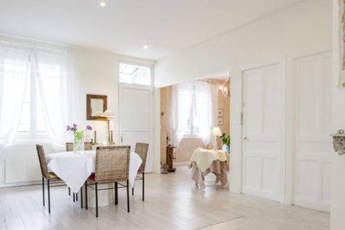 appartement cosy dans villa sur jardin : Apartment near Launaguet