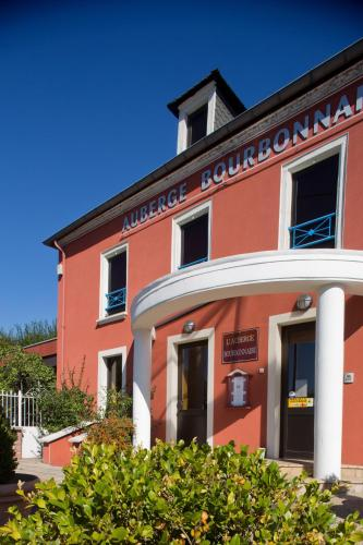 Auberge Bourbonnaise : Hotel near Saint-Yorre