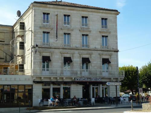 Comptoir des Latitudes - Hôtel du Centre : Hotel near Thénac