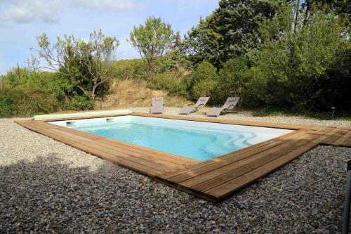 Domaine Sibille : Guest accommodation near Aigues-Vives