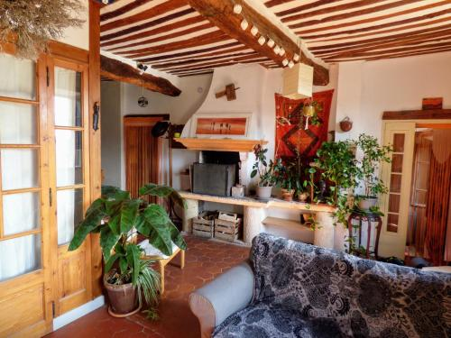 nid douillet arriere pays grassois : Apartment near Châteauneuf-Grasse